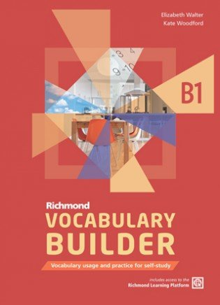 Richmond Vocabulary Builder 1. Student's Book without Answers